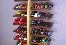 Kids playroom / DIY ideas for toy organizing  / by Shirley Hauser