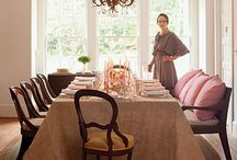 Dining Rooms / by Lisa Johnson