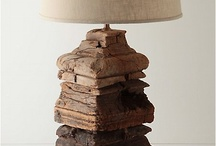 WOOD/Driftwood, barnboard, pallets / by Susan Rantala