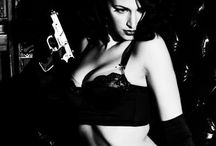 DMPX Film Noir / Photos from my Film Noir themed shoot. My full gallery is located here: http://www.dmpxphoto.com/Noir / by DMPX Photography