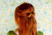 Hair Ideas / by Maya Sloan