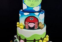 cake / by Cuddly Couture