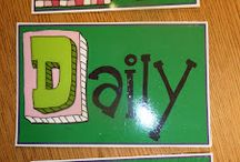 Teaching with The Daily 5  / by Holly Martinez