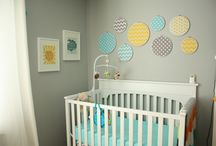 Nursery : ) / by Rachel Ayres