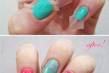 Beautiful Nails  / by Krystal Plummer