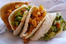 Latino Flavors | Comida We Love / by Dos Borreguitas | Spanglish Style for Kids