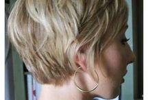 Hairstyles I like! / by Karissa Greathouse