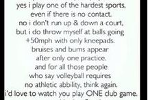 Volleyball / Volleyball = life!!!!!! / by Angelina Spirito