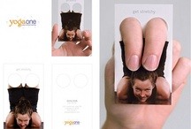 Creative business cards :~) / by Charla Barron