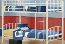 Kids Bedrooms / Find the perfect bed for your little one here!  / by Memory Foam Warehouse .