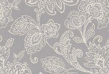 Fabrics / by Sarah @ Cozy.Cottage.Cute.