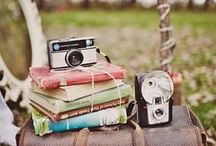 Vintage Cameras and Vintage Photos / by Ann Griffin