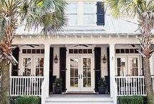 South Carolina & Savannah / by Fabiana