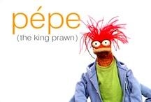 My Muppet Madness  / The Muppets  / by Bini Brat