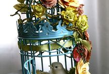 Birdcages... / by Monica Schotanus