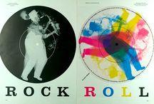 É o rock boe / by Karen Winsk