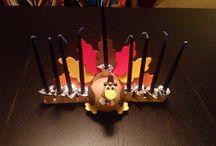Thanksgivingukkah / by Sara