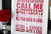 holidays - Valentine's / flowers & chocolates / by Heather Chambers