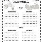 Teaching - ELA: Abbreviations / by Shelee Brim