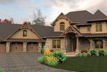 Editor's Choice House Plans / by House Plans by The House Designers