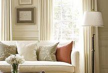 living room / by Sarah Hurst