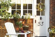 Backyard Places and Spaces  / by Karen Grant