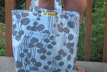 Bag Tutorials / by Melissa Dunworth