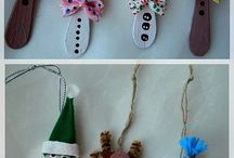 Ornaments to Make with the Kiddos / by Jennifer Michaelis