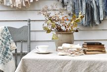 Gatherings / Dinner party, al fresco, birthdays, get-togethers, meet 'n greet, etc.  / by Jenny | Sheepy Hollow