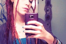 Dreads / I`m a smelly hippie / by J. Bean