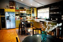kitchens / by Julia Brooks
