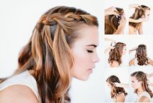 Hairstyles / by Happily Southern
