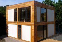 Eco Housing / by Sarah Thomson