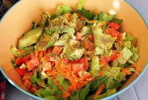 Salads / by The Not So Perfect Housewife Blog
