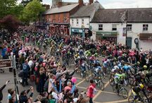 Giro d'Italia comes to Dublin / In case you missed it, here are some highlights from last weekend's fantastic Giro d'Italia Big Start. / by Visit Dublin