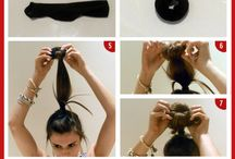 ALL hair! / Favourite thing to do / by Emme Gladding