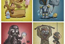 Star Wars / by Meghan Burrola