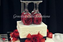 Wedding Cake / by rhiann woodyard