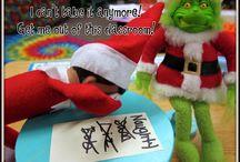School Christmas / by Jora Lyon