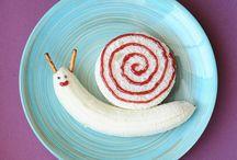 Fun food for kids / by Gülay Gürdal