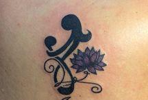 Tattoos / by Cheryl Stewart