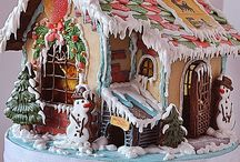gingerbread / by Morgane Lescure