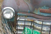 old cars / by Akua Kumah