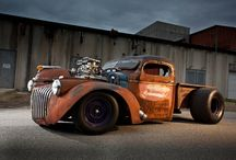 Hot Rods / by Travis McAlister