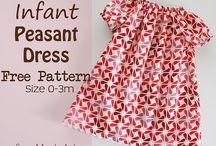 Free Dress Sewing Patterns / by mchats