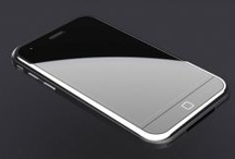 iPhone 5 mock ups and artistic renderings / by iPhon