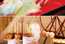Circus Party / Ideas for the Fall Party!  / by Erica Riggen-Williams