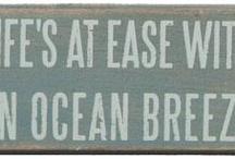 SEA-esta @ Ocean Breeze HHI / by Brandi Allen
