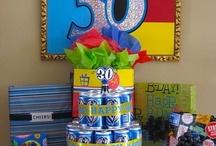 Birthday ideas / by Lisa Newby