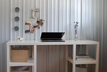 Office work area / by Betsy Rose Photography